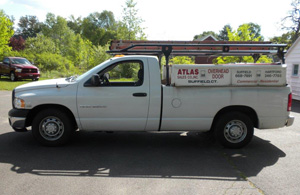 Pick-up - Atlas Coles Door Systems