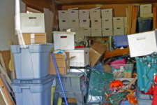If Your Garage is Out of Control with Stored Items, a Garage Sale Might Be the Perfect Solution